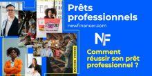 Prêt professionnel en ligne : taux, avec ou sans apport en France (2021)