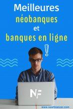 Les meilleures néobanques en France (2021) : comparatif des banques en ligne